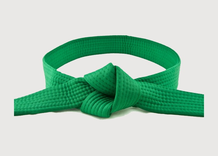 Green Belt Short Stick